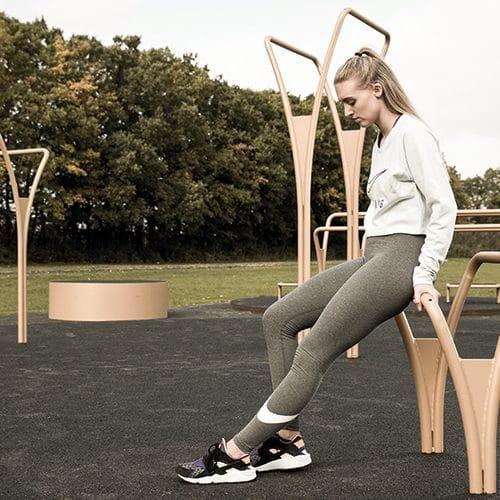 scandinavia Outdoor gym equpiment