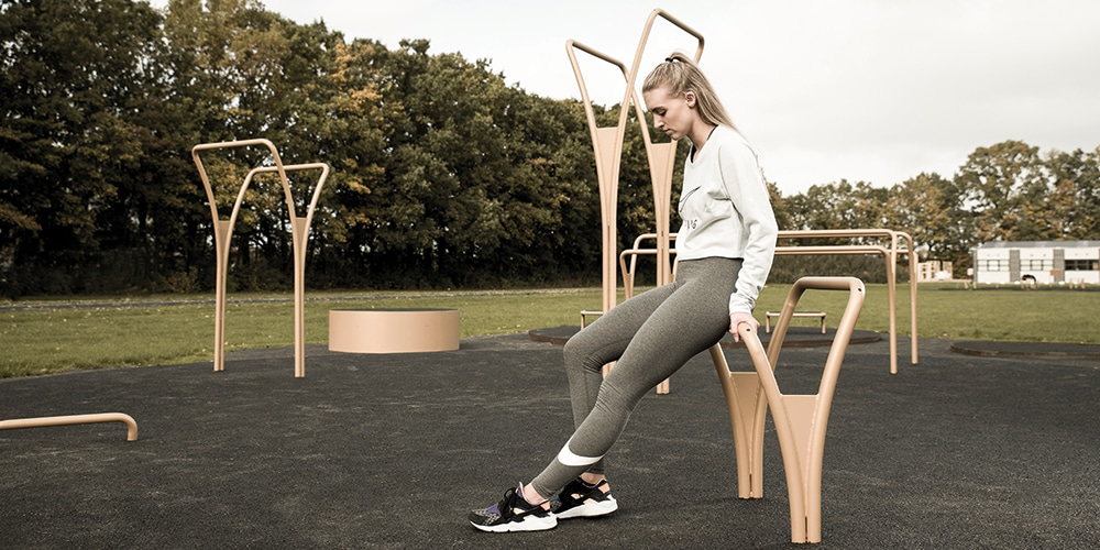 scandinavia Outdoor gym equpiment