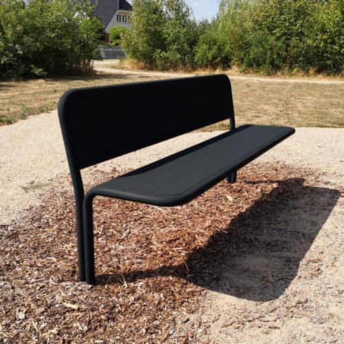 noord park bench equipment haarlev